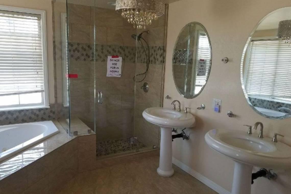 Bathroom Remodel in Woodland Hills - 1