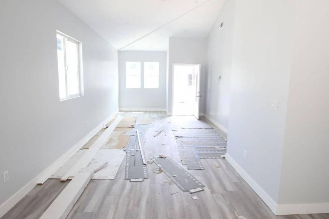 Design and build 4plex units - 1